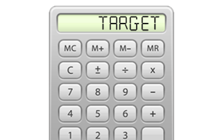 calculator-with-target