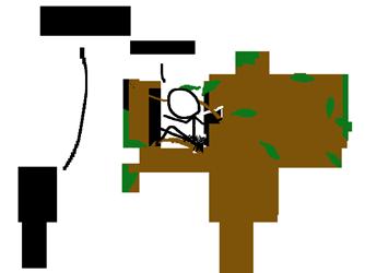 Darwing_in_tree