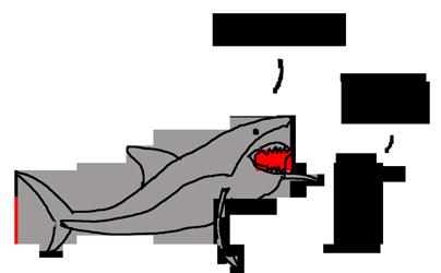 shark_chasing_darwin