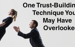 trust-building-technique